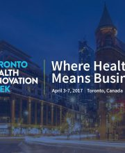 Toronto Health Innovation Week - banner