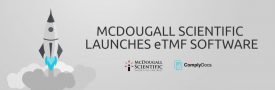 McDougall Scientific launches eTMF software