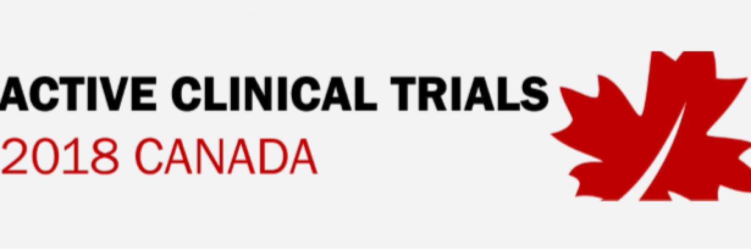 Infographic - Clinical Trials in Canada 2018