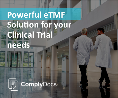 ComplyDocs eTMF Software
