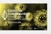 Worldwide Covid-19 Clinical Trials Report June Update