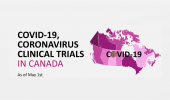 Covid-19 coronavirus clinical trials in Canada