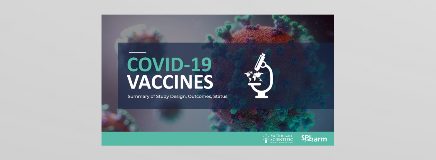 Summary of promising Covid-19 Vaccines